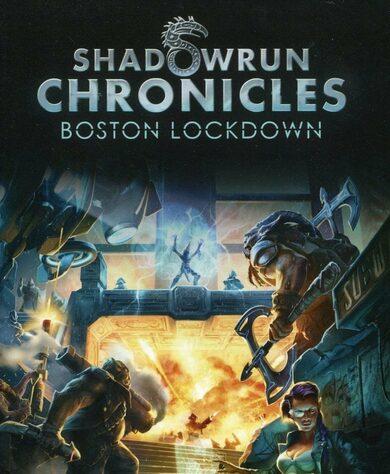Shadowrun Chronicles: Boston Lockdown Steam Key GLOBAL