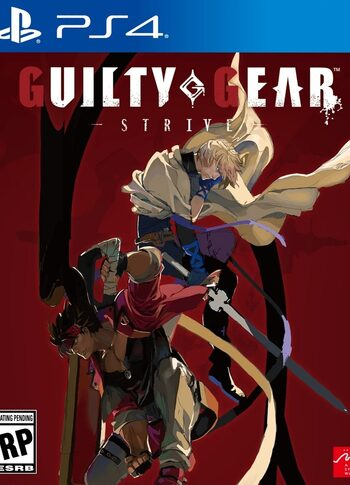 GUILTY GEAR -STRIVE- Special Colour for Sol Badguy and Ky Kiske (DLC) (PS4) PSN Key EUROPE