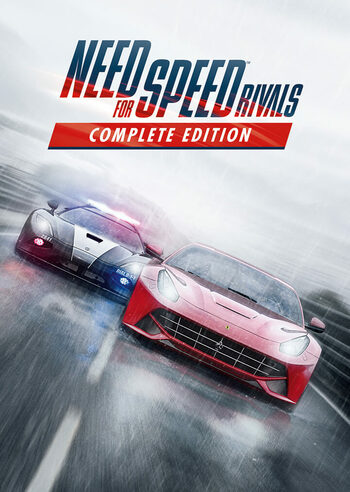 Need for Speed Rivals (Complete Edition) Original Key GLOBAL