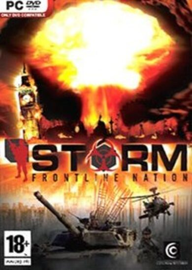 STORM: Frontline Nation Steam Key GLOBAL