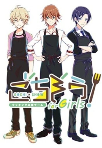 Gochi-Show! for Girls -How To Learn Japanese Cooking Game- Steam Key GLOBAL