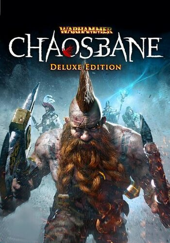 Warhammer: Chaosbane (Deluxe Edition) Steam Key GLOBAL