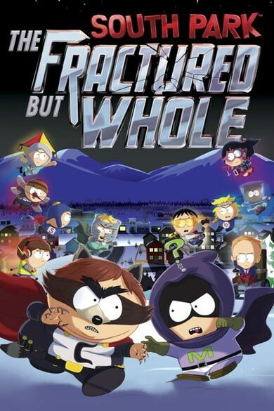 South Park: The Fractured But Whole - Bring the Crunch (DLC) Uplay Key NORTH AMERICA