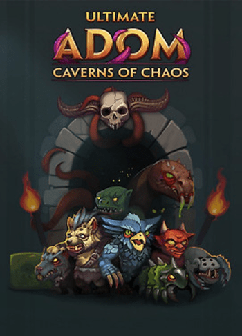 Ultimate ADOM - Caverns of Chaos Steam Key GLOBAL