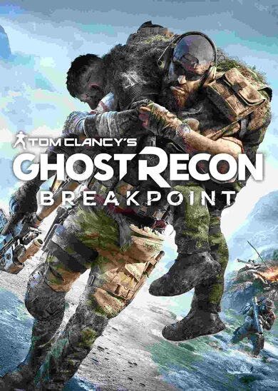 Tom Clancy's Ghost Recon: Breakpoint Uplay Clave EUROPA