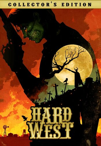 Hard West  - Collector's Edition Steam Key GLOBAL