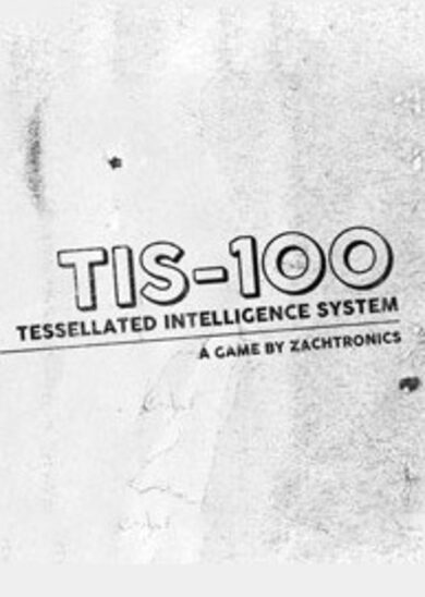 TIS-100 Steam Key GLOBAL
