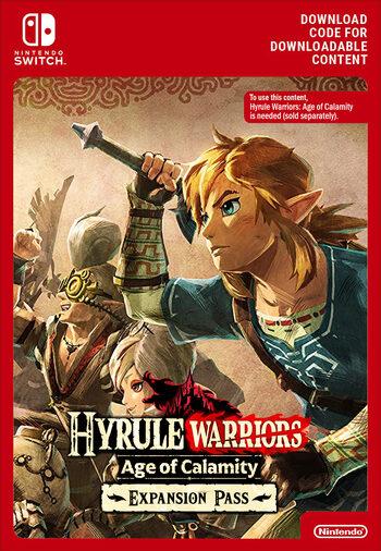 Hyrule Warriors: Age of Calamity Expansion Pass (DLC) (Nintendo Switch) eShop Key EUROPE