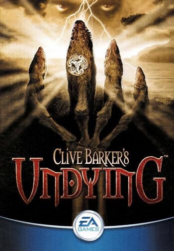 Clive Barker's Undying Gog.com Key GLOBAL