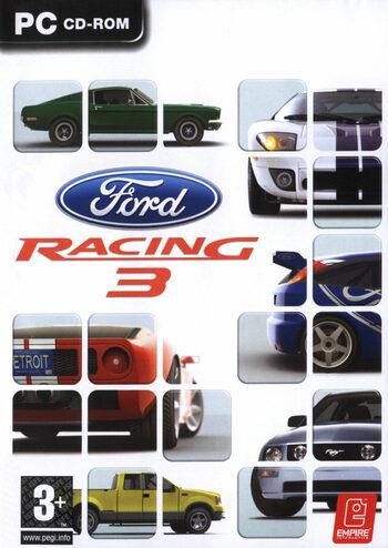 Ford Racing 3 Steam Key GLOBAL