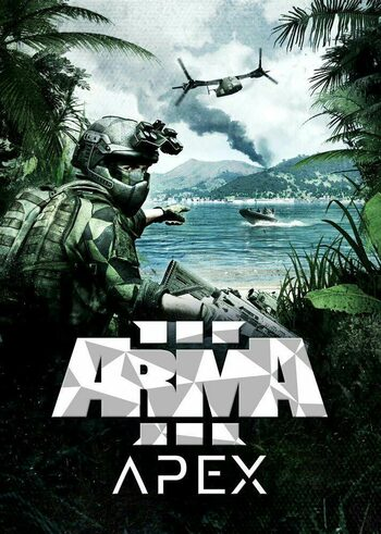 Arma 3 Apex Edition Steam Key GLOBAL