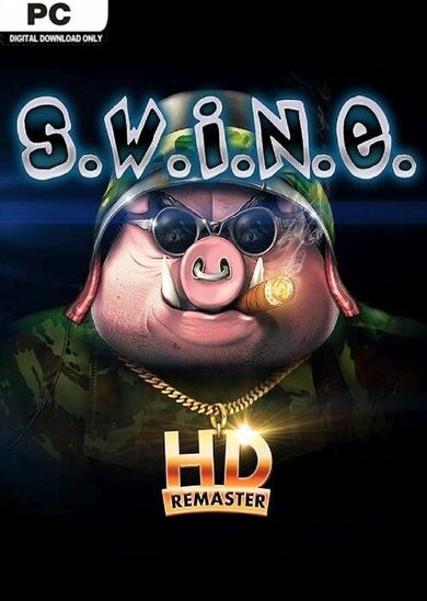 S.W.I.N.E. (HD Remaster)  Steam Key GLOBAL