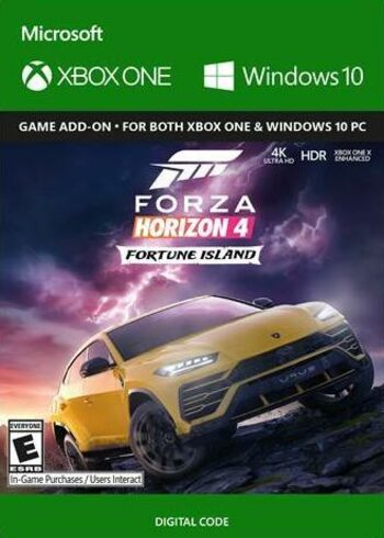 Forza Horizon 4 - Fortune Island (DLC) (PC/Xbox One) Xbox Live Key UNITED STATES