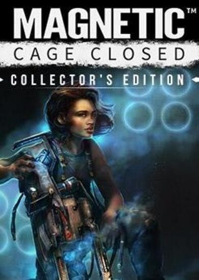 Magnetic: Cage Closed Collector's Edition Steam Key GLOBAL