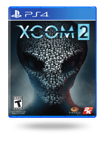 XCOM 2 PlayStation 4