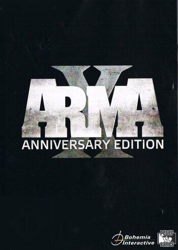 Arma X: Anniversary Edition Steam Key GLOBAL