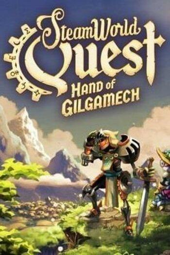 SteamWorld Quest: Hand of Gilgamech Steam Key GLOBAL