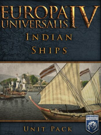 Europa Universalis IV - Indian Ships Unit Pack (DLC) Steam Key GLOBAL