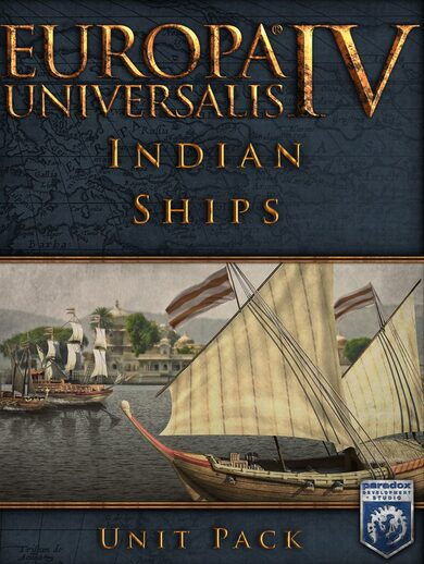 Europa Universalis IV - Indian Ships Unit Pack (DLC) Steam Key GLOBAL