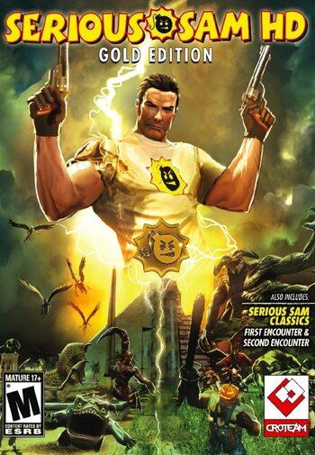 Serious Sam HD: Gold Edition Steam Key GLOBAL