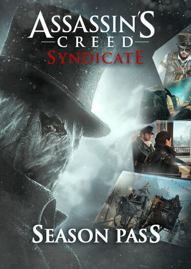 Assassin's Creed: Syndicate - Season Pass (DLC) Uplay Key GLOBAL
