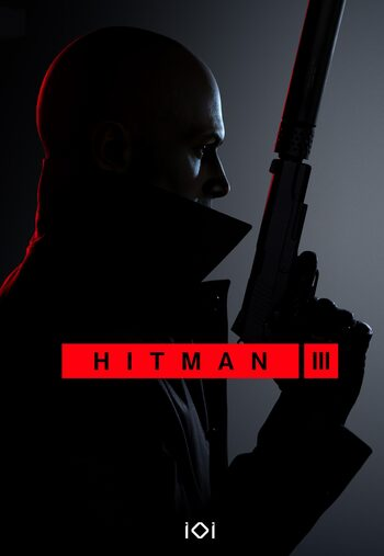 HITMAN 3  - Green Gift Key GLOBAL