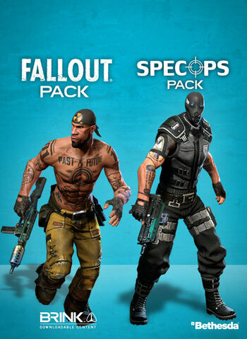 BRINK: Fallout/SpecOps Combo Pack (DLC) Steam Key GLOBAL