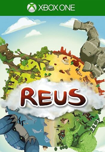 Reus (Xbox One) Xbox Live Key UNITED STATES