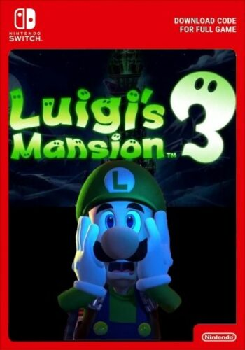 Luigi's Mansion 3 (Nintendo Switch) eShop Key UNITED STATES