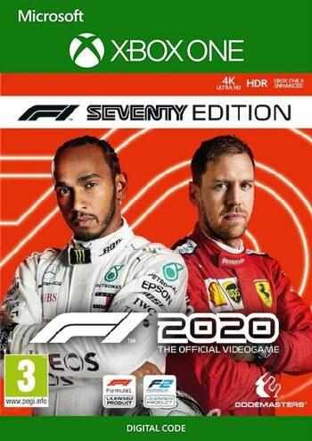 F1 2020 Seventy Edition (Xbox One) Xbox Live Key ARGENTINA