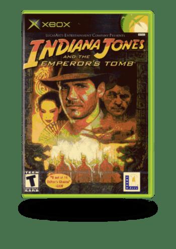 Indiana Jones and the Emperor's Tomb Xbox