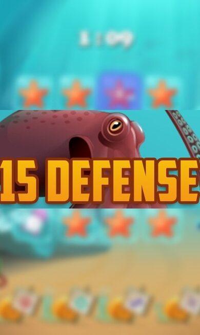 15 Defense Steam Key GLOBAL