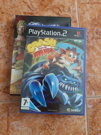 Crash of the Titans (Crash: Lucha de Titanes) PlayStation 2