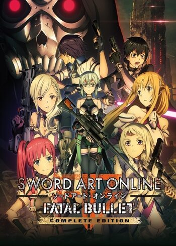 Sword Art Online: Fatal Bullet (Complete Edition) Steam Key GLOBAL