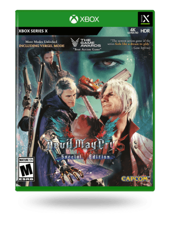Devil May Cry 5: Special Edition Xbox Series X