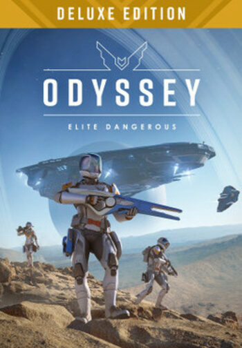 Elite Dangerous: Odyssey (Deluxe Edition) (DLC) Steam Key GLOBAL