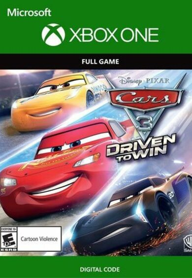 Buy Cars 3 Driven To Win Xbox One Xbox Live Key Europe Eneba