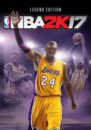NBA 2K17 (Legend Edition) Steam Key GLOBAL