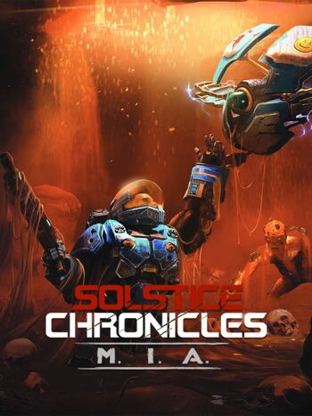 Solstice Chronicles: MIA Steam Key GLOBAL