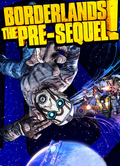 Borderlands: The Pre-Sequel Steam Key EUROPE
