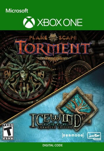 Planescape: Torment and Icewind Dale: Enhanced Editions XBOX LIVE Key UNITED STATES