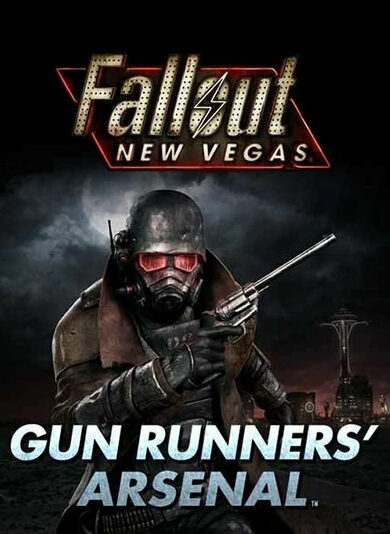 Fallout New Vegas - Gun Runners Arsenal (DLC) Steam Key EUROPE