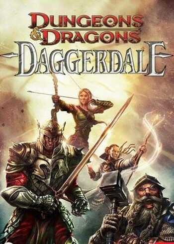 Dungeons and Dragons: Daggerdale Steam Key GLOBAL