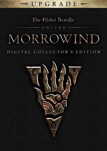 The Elder Scrolls Online: Morrowind - Digital Collector's Edition Upgrade (DLC) Official website Key EUROPE