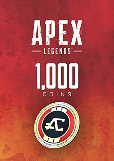 Apex Legends 1000 Apex Coins Origin Klucz GLOBAL