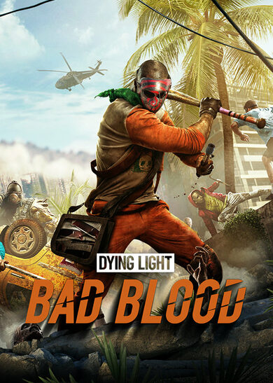 Dying Light - Bad Blood Steam Key GLOBAL