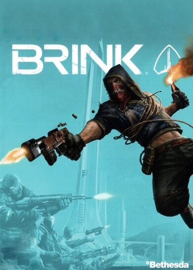 Brink Steam Key GLOBAL