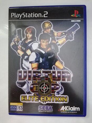 Virtua Cop: Elite Edition PlayStation 2