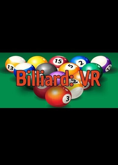 Billiard: VR Steam Key GLOBAL