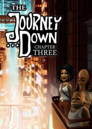 The Journey Down: Chapter Three Steam Key GLOBAL